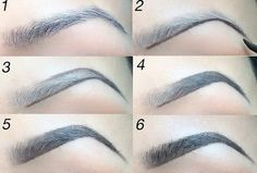 perfect-eyebrows-made-easy-with-semi-permanent-make-up - More Beautiful Me 1 Diy Eyebrows Makeup, Eyebrows On Fleek, Contour Makeup, Eyebrow Makeup, Makeup Tips, Beauty Makeup, Hair Makeup, Hair Beauty, Eye Brows