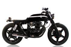 ♠Milchapitas-Kustom Bikes♠: Honda CB250N 1980 By Ellaspede