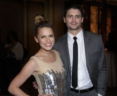 bethany joy lenz / james lafferty can they just get married already?