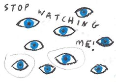 stop watching me discovered by Jessica. on We Heart It Tv Anime, Toni Mahfud, Chaotic Neutral, Up Book, A Series Of Unfortunate Events, My Demons, Ex Machina, Homestuck, Mystic Messenger