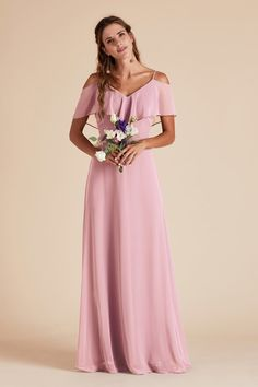 d88864e2ae2 Jane Convertible Dress - Dusty Rose