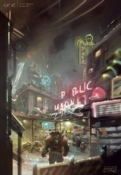 Shadowrun Returns by Harebrain Schemes