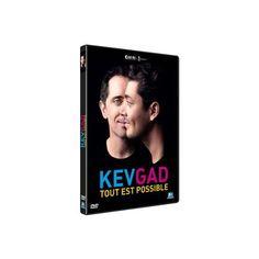 Kev & Gad Tout est possible DVD - Kev Adams - Gad Elmaleh sur Fnac.com