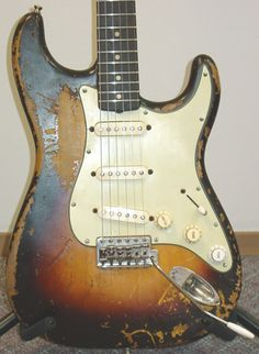 Mike McCready's '59 Stratocaster