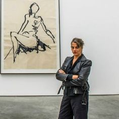 I'm a big fan of superstar British artist Tracey Emin's work But my perception of her work has been somewhat clouded by the way that she has been portrayed in celebrity-oriented tabloid journalism.