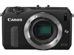 EOS M - Canons erste Systemkamera im September für rund 850 Euro inkl. 18-55 mm Objektiv
