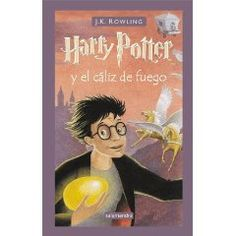 Harry Potter y el caliz de fuego (J. K. Rowling)