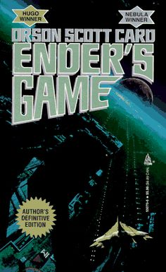 My copy is loved and shows it! I first read Ender's Game in middle school and have re-read it many times since.