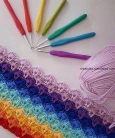 Шапка с длинными ушками Шапка с длинными ушками спицами. Модная шапка | ВЯЗАНИЕ.ШАПКИ. ШАРФЫ. | Постила Crochet Box Stitch, Crochet Shawl, Free Crochet, Crochet Afghans, Crochet Stitches Patterns, Crochet Designs, Knitting Patterns, Diy Crafts Crochet, Crochet Projects