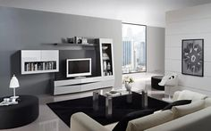 sleek and modern is totally my style