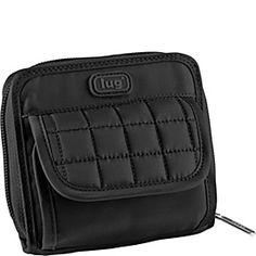 Lug Life Backflip Wallet - Midnight - via eBags.com! I Card, Zip Around Wallet, Purses, Brown, Stuff To Buy, Bags, Accessories, Rainy Days, Life