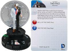 Two-Face #022 Batman DC Heroclix - Batman - HeroClix - Miniatures