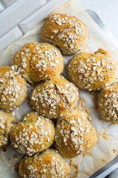 Health Breakfast, Healthy Breakfast Recipes, Healthy Food, Baking Recipes, Snack Recipes, Bread Cake, How To Make Bread, I Love Food, Food Inspiration
