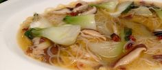 Soup In 15 Minutes: Bok Choy, Ginger & Shiitake (Vegan & Gluten Free) - mindbodygreen.com