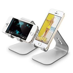 elago | M2 Stand for all iphones, Galaxy and Smartphones (Angled Support for FaceTime)
