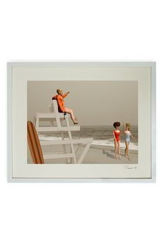 Hand-Signed Girl Watching Framed Print by Barbie and Ken on @HauteLook: Some of these are truly bizarre...