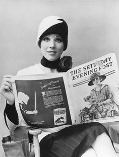 """Julie Andrews. The definition of """"classy."""""""
