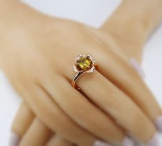 Details about  /Genuine 14k Yellow Gold Polished Baby Ring  0.84 gr