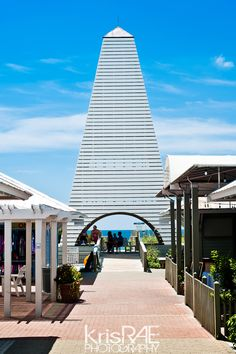 This will be the location of my dream vacation! Took Monica and Adam's pictures under this tower!