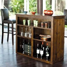 Small Home Bar Ideas And Modern Furniture For Home Bars