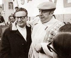 """Galeano: Recorremos tus palabras andantes.: """"La reconquista de Chile."""""""
