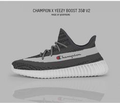 Who would cop these Champion Yeezy Boosts? - - Edit done by @srpreme #customizerdepot