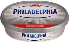 Philadelphia packaging is simple, only a primary package with few info. Philadelphia packaging catches attention.   For a product sold in supermarkets the first function of the packaging must be catching the consumer attention.  Also the brand is important, Philadelphia is fixed in the American culture since the 19th century.  When opening the box, there aluminium cover shows that the cream cheese is well protected and preserved.