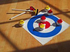 Desktop Curling Game Curling Gift