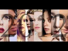 Os 100 rostos mais bonitos de 2012 - AC Variedades