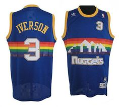 49f4d7ec7a5 NBA Denver Nuggets Jerseys www.jerseypk.com NBA Jerseys Pinterest Denver