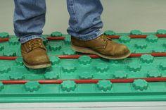 Crete-Heat - Insulated Floor Panel Systems
