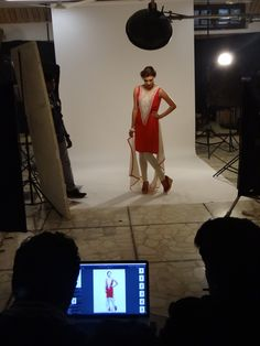 Get behind our exclusive shoot of Spring/Summer Collection 2013.  Copyright © W For Woman. All rights reserved.  #w #woman #india #fashion #style #behind #scene #sneak #peak #light #camera #photo #shoot #clothing #wear