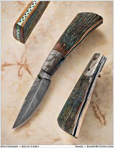 Kevin Casey Custom Knives | Blade Magazine