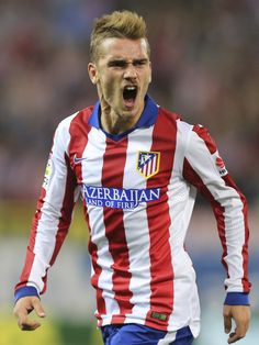 Antoine Griezmann - Real Sociedad, Atletico Madrid, France.