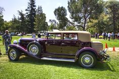 1930 Duesenberg Model J Murphy Beverly Sedan Vintage Cars, Antique Cars, Cars And Motorcycles, 1930s, Hot Rods, Wwii, Trains, Classic Cars, Automobile
