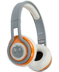 Over-Ear Rebel Alliance Headphones