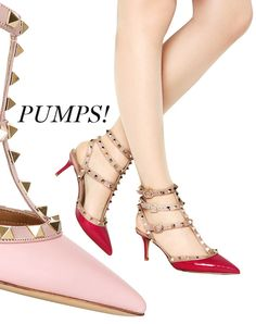 Pumps! by #Valentino