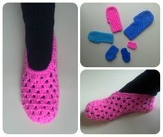 Free pattern for Granny Stitch Slippers from @bobwilson123 clare