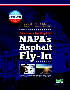2013 Asphalt NAPA Fly-In