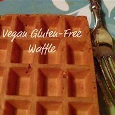 Waffles ~ Gluten-Free, Vegan Recipe