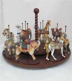 miniature carousels - Google Search