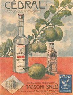 Liquori Tassoni 1900