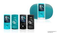 Limited Edition Hatsune Miku Walkman