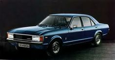 85 Ford Granada Germany 2001