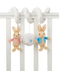 Beatrix Potter Peter Rabbit Cot Spiral