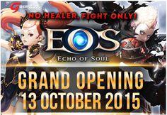 Grand Launching Echo of Soul Indonesia - Gemscool