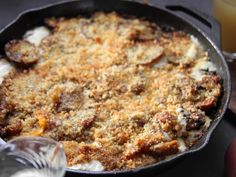 Scalloped Vegetable Casserole recipe from Nancy Fuller via Food Network