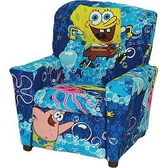 I asked Jaxon if he wanted me to buy him this chair and he got so excited and started singing the song! So precious!