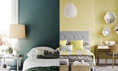 Här är färgerna du bör ha och inte bör ha i ditt sovrum