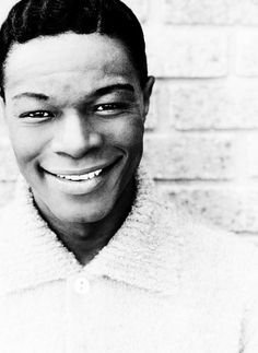 The great Nat King Cole  no one sing it smoother than the king